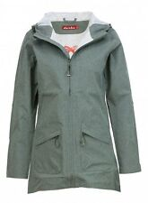 Derbe Hamburg Ladies Coat O'O'Malley olive melange