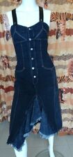 "Robe Jean Femme "" MARITHE ET FRANCOIS GIRBAUD ""  Taille 34"