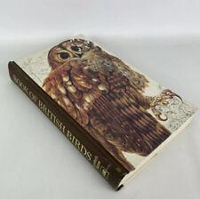 AA Reader's Digest Book Of British Birds 1969 Hardback Illustrated 1st Edition
