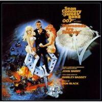 OST/DIAMONDS ARE FOREVER (REMASTERED)  CD 21 TRACKS SOUNDTRACK JAMES BOND NEU