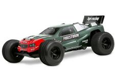 HPI Racing 7123 DSX-1 Clear Truck Body RTR E-Firestorm