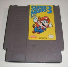 Nes Super Mario bros 3 video game Tested