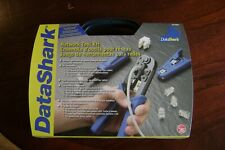 NEW DataShark Network Tool Kit PA70007 With Case