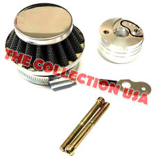 43cc 49cc 50cc Pod Profile Air Filter Mounting Adapter Kit Pocket Bike X1 X2 X7