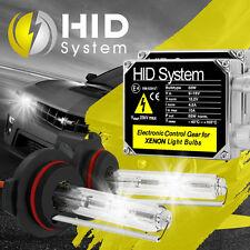 55W HID Conversion Kit H1 H4HL H7 H8-H9-H11 9004 9005 9006 9007 Xenon Light DC