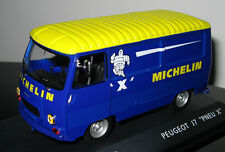 "Peugeot J7 Michelin ""x"" - 1/43 NOREV"