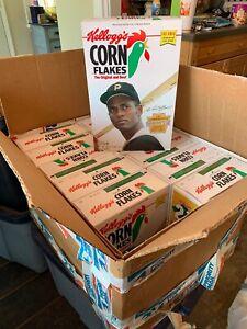 Single Box!!  - 1993 Kelloggs Corn Flakes ROBERTO CLEMENTE Pirates DR PR Rare