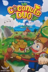 Coconuts DUO Game by Mayday Games, Two Monkeys. Action Packed Shooting Game!