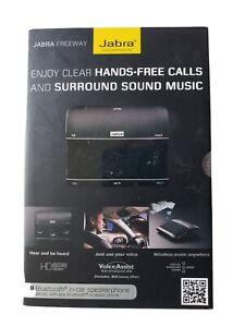 Jabra 100-46000000-02 Freeway Bluetooth Speakerphone