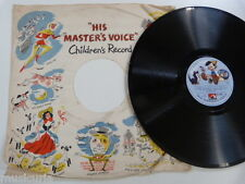 78 tr/min Pinocchio I 've Got No Strings/HI Diddle Dee Dee BD.822