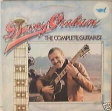 "DAVEY GRAHAM ""THE COMPLETE GUITARIST"" lp Italy mint"