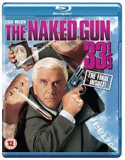 Naked Gun 33 1/3: The Final Insult NEW Cult Blu-Ray Disc P. Segal Leslie Nielsen