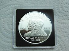 More details for 2003 wright brothers  silver dollar.