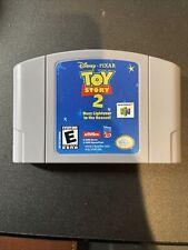 Toy Story 2, Nintendo 64, Authentic