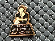 pins pin film cinema  007 JAMES BOND PIN UP 1974