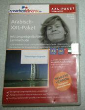 Arabisch XXL-Paket mit Langzeitgedächtnis Lernmethode - Neueste Version | NEU