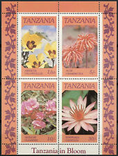 Flowers Postage African Stamps
