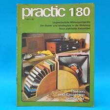 DDR practic 1/1980 Spielwand Vogel-Marionette Mini-Pucki Suralin Wintersport Q