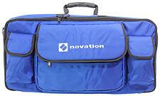 Novation 37-Key Padded Custom Carry Bag For UltraNova Keyboard Synthesizer
