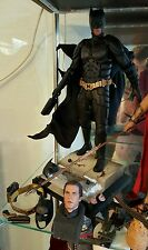 Hot Toys BATMAN The DARK KNIGHT RISES DX12 1/6.  (Full set with special parts)