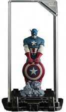 Super Hero Illuminate Gallery Captain America 4-Inch Statue & Display Case