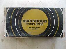 Muskegon 1427 .030 Piston Ring Set