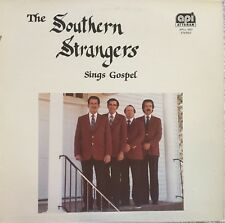 The Southern Strangers ‎– Southern Strangers Sings Gospel 1985 Bluegrass Gospel