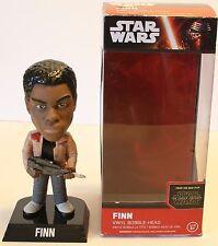 Funko Star Wars Finn Vinyl Bobble Head The Force Awakens Disney w/Box