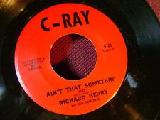 MINT/M- MOD R&B DANCER 45~RICHARD BERRY & SOUL SEARCHERS~AIN'T THAT SOMETHIN