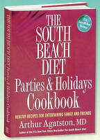 The South Beach Diet: Parties and Holiday's Cookbook,G