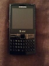 Samsung Epix SGH-I907 - Black for parts or not working