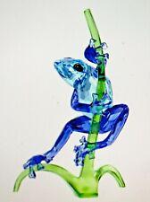 Swarovski Original Figurine Frog on Branch 5239716 New