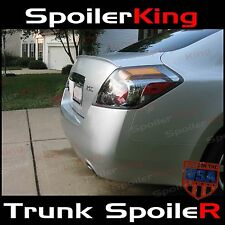 Rear Trunk Lip Spoiler Wing (Fits: Nissan Altima 2007-2012 4dr) SpoilerKing