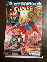 Supergirl #1 VF 2016 DC Comic Rebirth