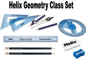 Helix Maths Geometry Class Set