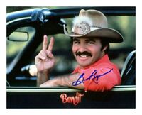BURT REYNOLDS SIGNED AUTOGRAPHED A4 PP PHOTO POSTER