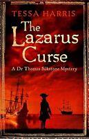 The Lazarus Curse (Dr Thomas Silkstone Mysteries , Series Book 4), Harris, Tessa