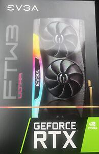 eVGA GeForce RTX 3080 FTW3 Ultra 10GB GDDR6X