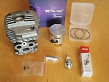 Hyway Titanikel Cylinder Piston Kit For Partner Husqvarna K770 K760 Cut Off Saw