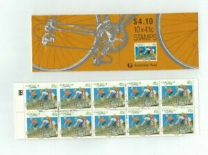 1989 Sport : Cycling Booklet MUH