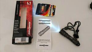 Surefire L1 Digital, LED Taschenlampe