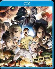 Attack On Titan : Season 2 (Blu-ray, 2018, 2-Disc Set)