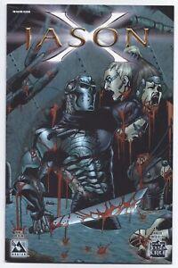 Avatar Comics Jason X #1 Headless Variant Cover LE 1250 House Horror Friday 13th