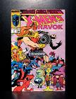 COMICS: Marvel Comics Presents #31 (1989), 1st Loonies app - (Black Panther)