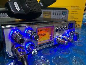 Connex CX-33HPC1   BLUE NITRO LED RINGS + PERFORMANCE TUNED