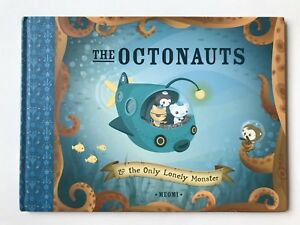 The Octonauts and The Only Lonely Monster by Meomi Hardcover Book