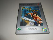 PlayStation 2  PS 2  Prince of Persia - The Sands of Time [Platinum]