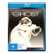 Ghost Blu-ray Region B - Patrick Swayze Demi Moore