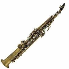 More details for p. mauriat system-76 2nd edition soprano sax ~ dark vintage