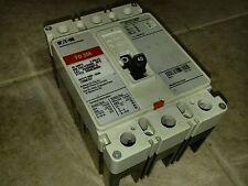 NEW CUTLER HAMMER FD3040BP10 3 POLE 40 AMP 600V CIRCUIT BREAKER